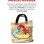 Cartel anunciador Mercatrueque