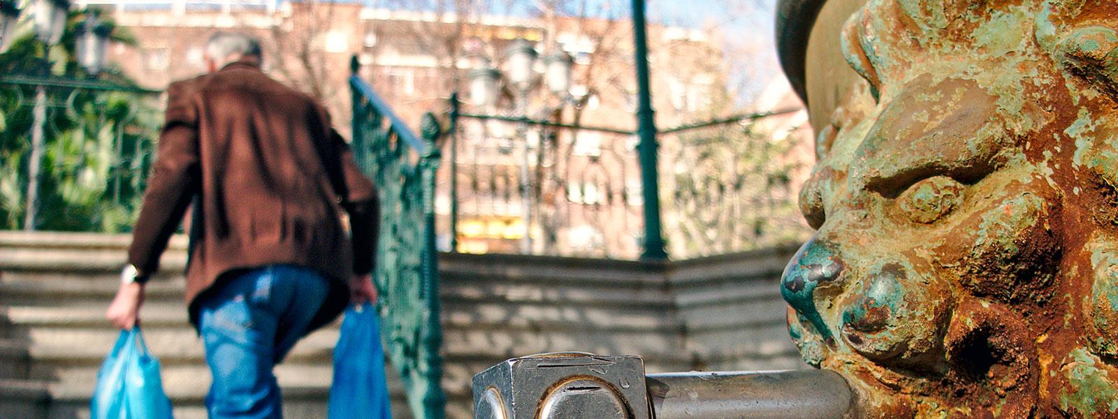 Fuente Agria- Fotografía de Alejandro Castellanos.