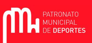 Logotipo del patronato municipal de deportes de Puertollano