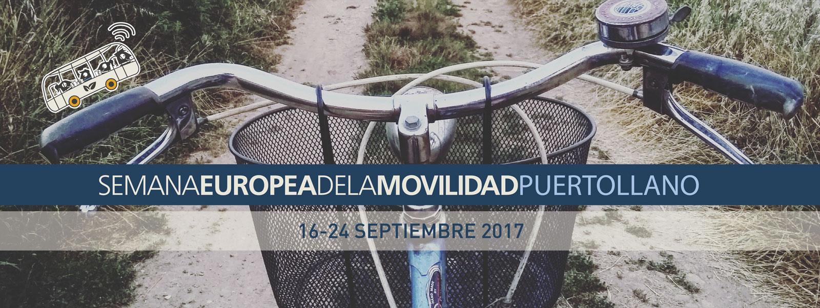 manillar frontal Semana Europea de la Movilidad 2017