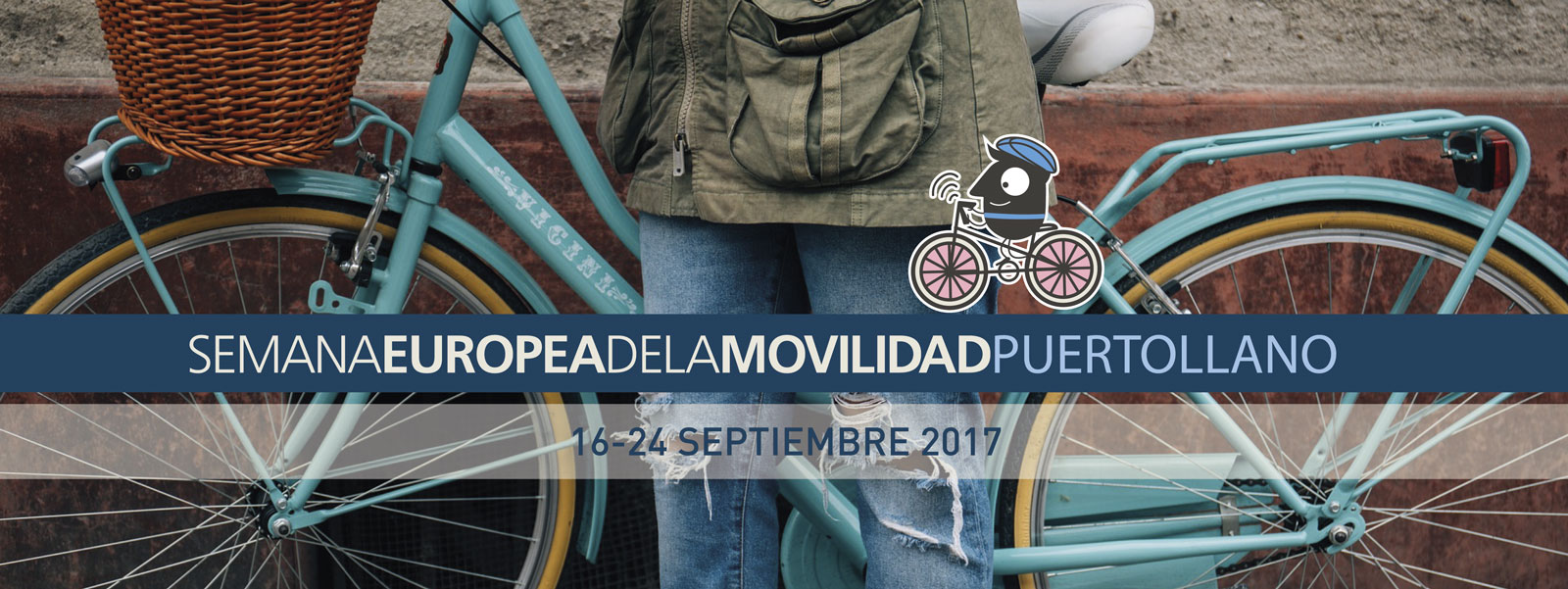 frontal bicicleta Semana Europea de la Movilidad 2017