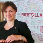 María Teresa Fernández Molina, Alcaldesa de Puertollano