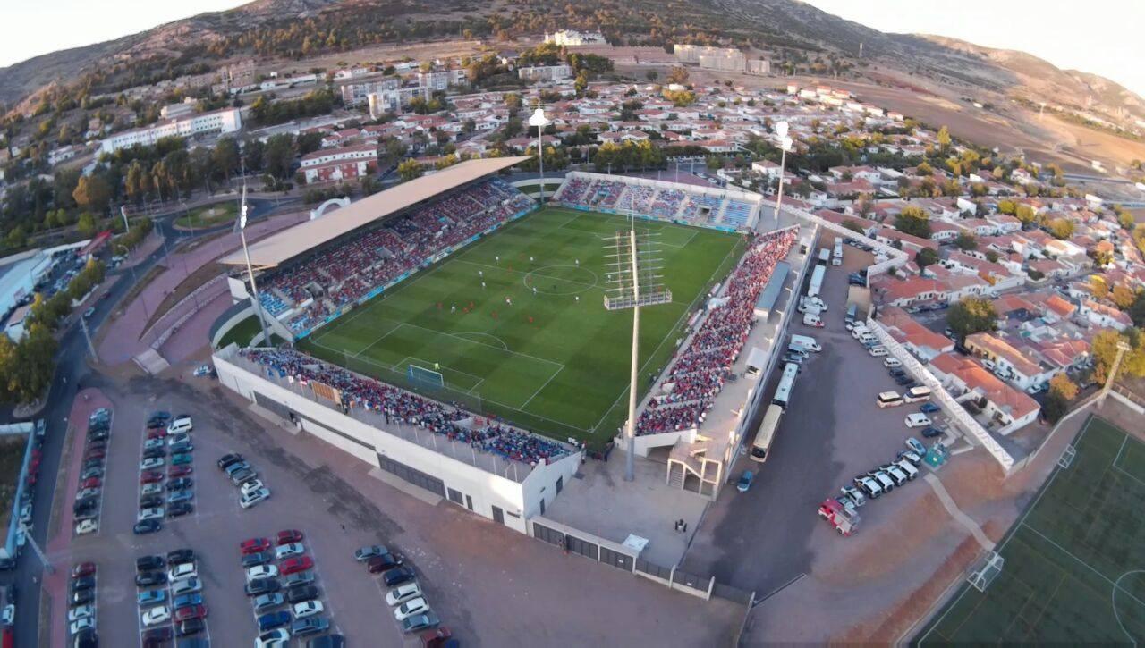 Estadio Municipal Ciudad de Puertollano