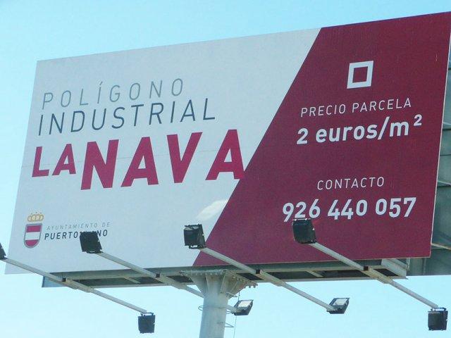 Polígono industrial La Nava