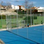 Pista de Tenis Maria Luisa Cabañero