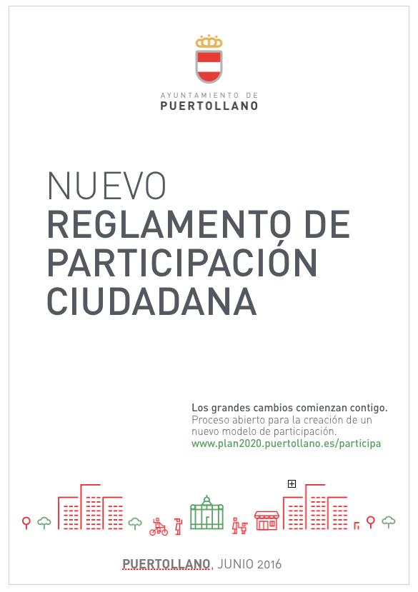 Borrador del Nuevo Reglamento de Participación Ciudadana