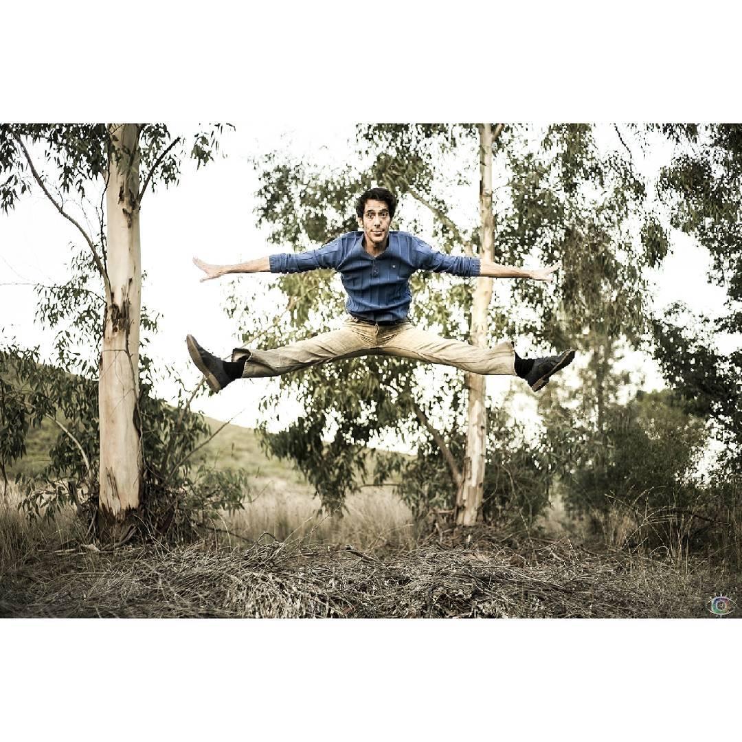El salto de Jose Sepulveda