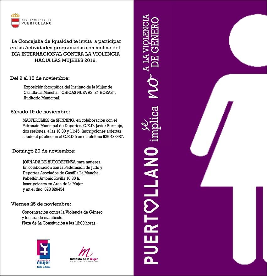 87b9110df Igualdad - Ayuntamiento de Puertollano