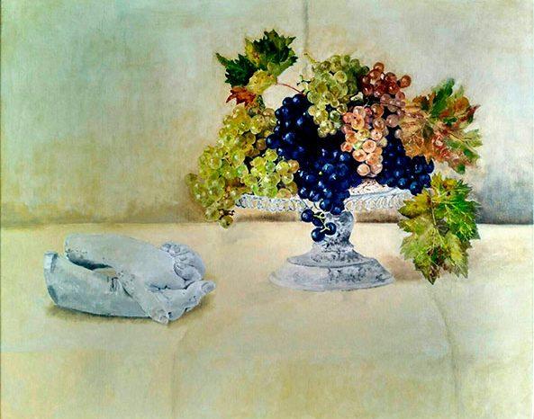 Exposición de Pintura de Abdón Anguita
