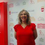 Ana Belén Mazarro, concejal de Políticas Sociales