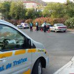 Controles de vehículos de la Policía Local