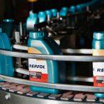 producción de lubricantes repsol