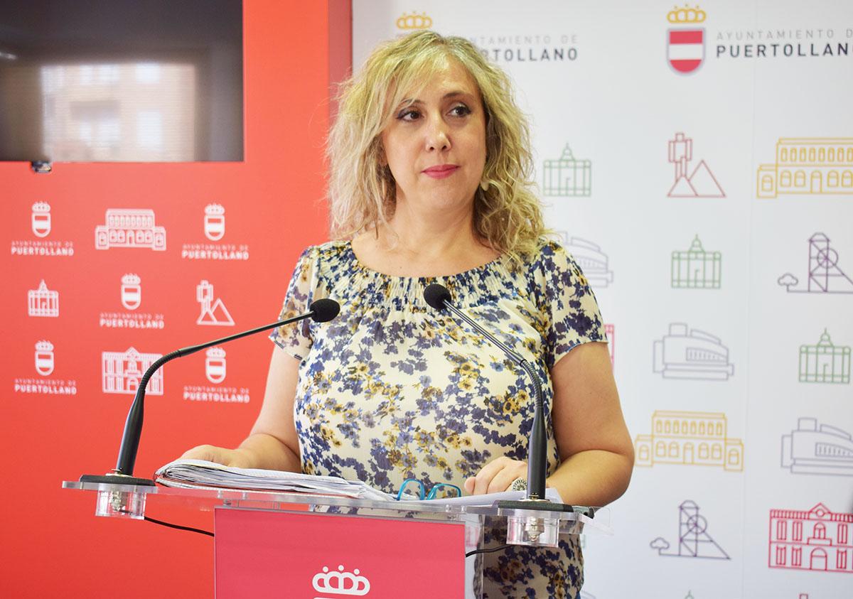 Ana Belén Mazarro explicó la convocatoria de ayudas a asociaciones