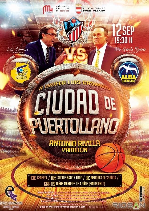 Puertollano tendrá baloncesto de élite