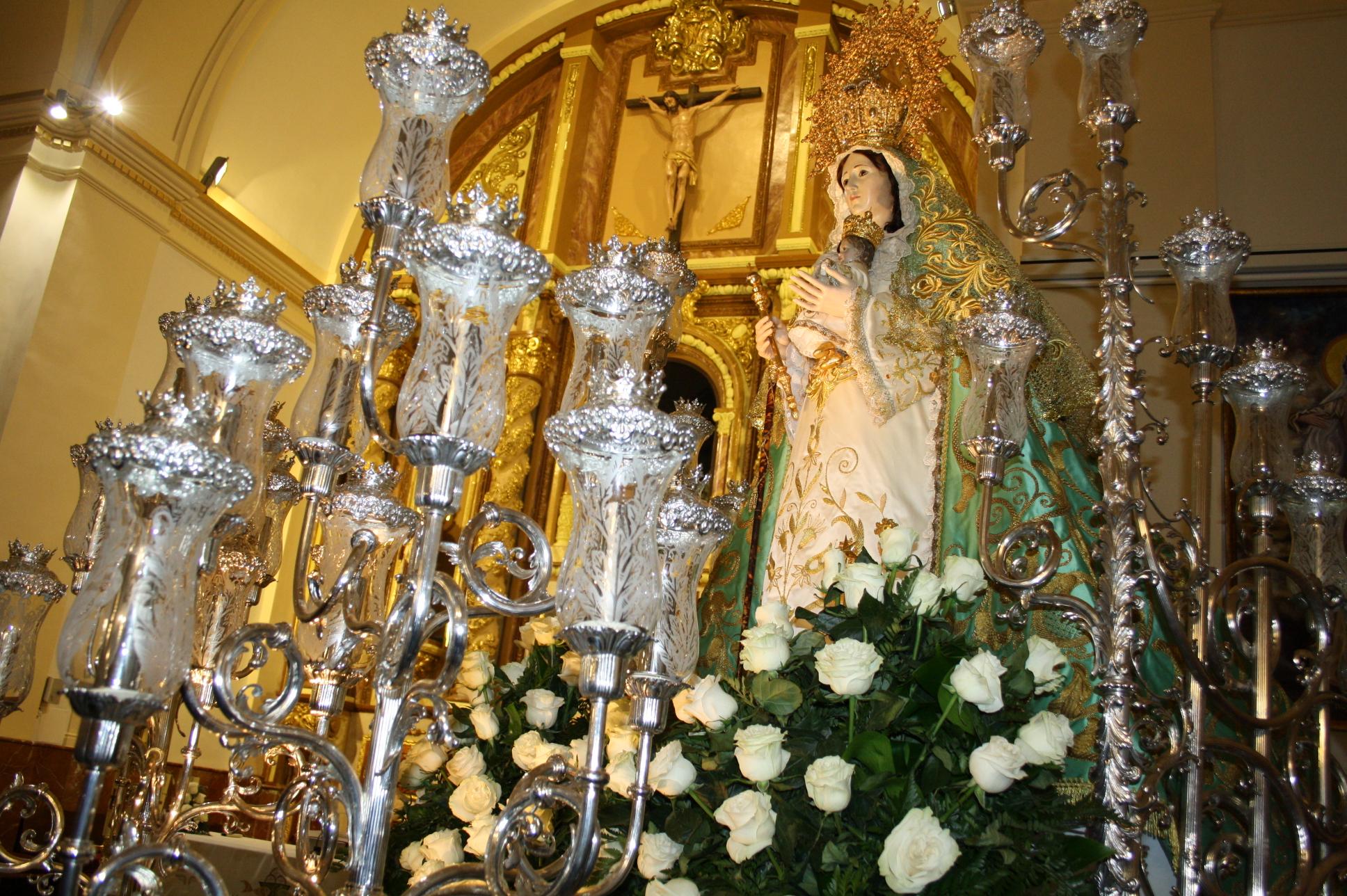 Programa de actos de la Virgen de Gracia