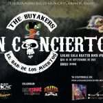 Concierto The Buyakers