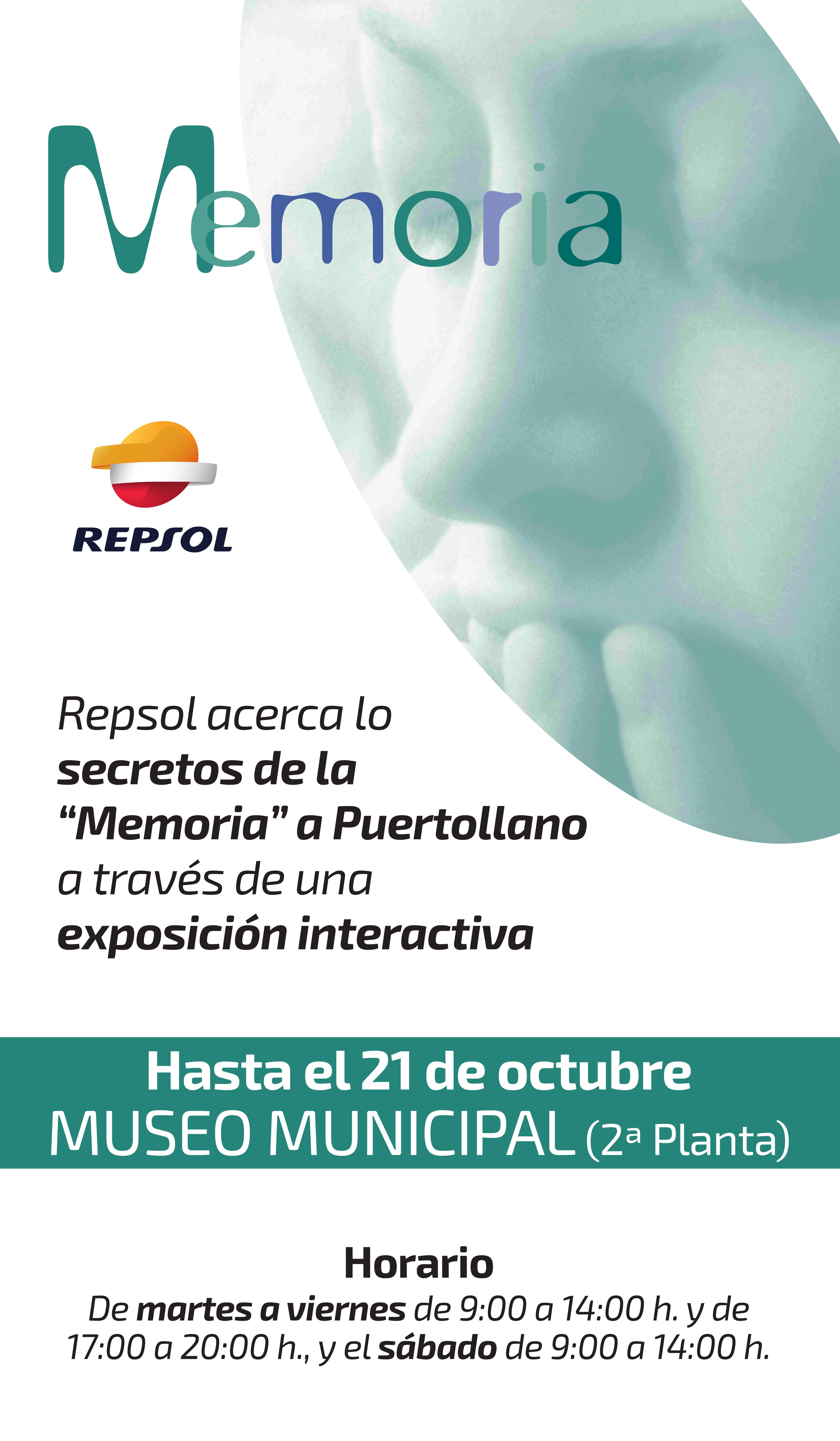 """Repsol acerca los secretos de la """"Memoria"""" a Puertollano a través de una exposición interactiva"""