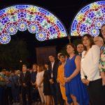 La alcaldesa abrió las fiestas de septiembre