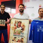 Más de 600 corredores en la Media Maratón