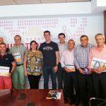 La alcaldesa con las entidades de la Semana de Movilidad