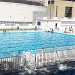 La piscina cierra la temporada con 15.000 usuarios