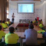 Presentación del estudio de riesgo y plan de gestión del Paseo de San Gregorio