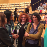 Mayte Fernandez defiende el empoderamiento femenino