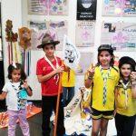 Exposición de Scouts Don Bosco
