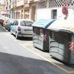 Incumplido el horario de depositar basura