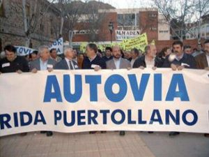 Autovía Merida Puertollano a43