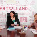Encuentro de los pensionistas con la alcaldesa