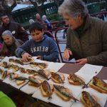 Degustación de sardina este miércoles