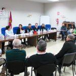 Encuentro de la alcaldesa con los empresarios