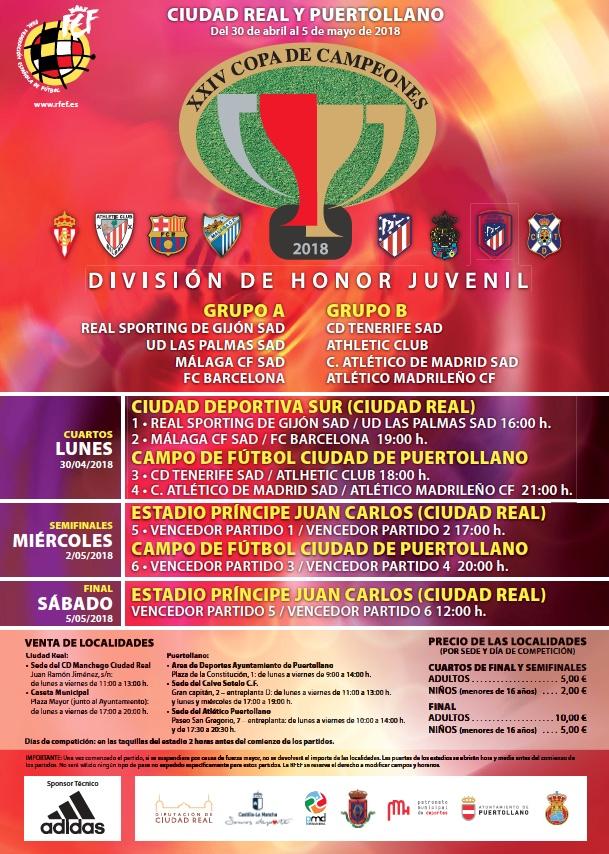 Copa de Campeones División de Honor Juvenil