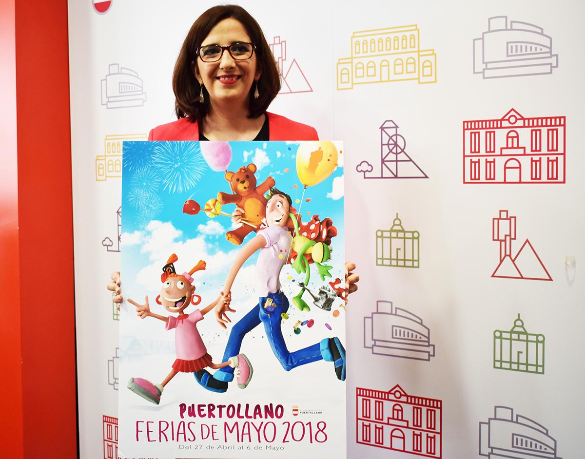 Setenta atracciones y cuatro casetas en la Feria de Mayo