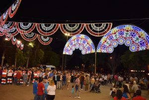 El Ayuntamiento destinará 27.000 euros a la iluminación de feria