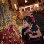 Besamanos de la Virgen de Gracia