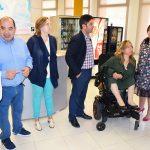 Aisdi recibirá 10.000 euros para el mantenimiento de sus instalaciones