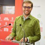 Carlos Mora. concejal de promoción Económica
