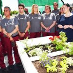Una decena de desempleados trabajarán en los jardines municipales