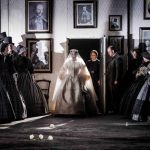 Retransmisión de opera en el Auditorio