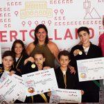 Medallas puertollaneras en el campeonato de goshindo