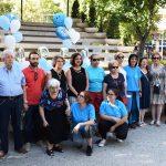Décimo aniversario de la Asociación de Parkinson