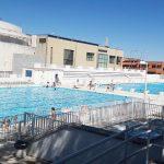 Más de 7.000 bañistas en la primera quincena