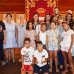 Adios a los niños saharauis