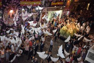 Procesión Virgen de Gracia