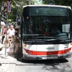 Bus especial de feria