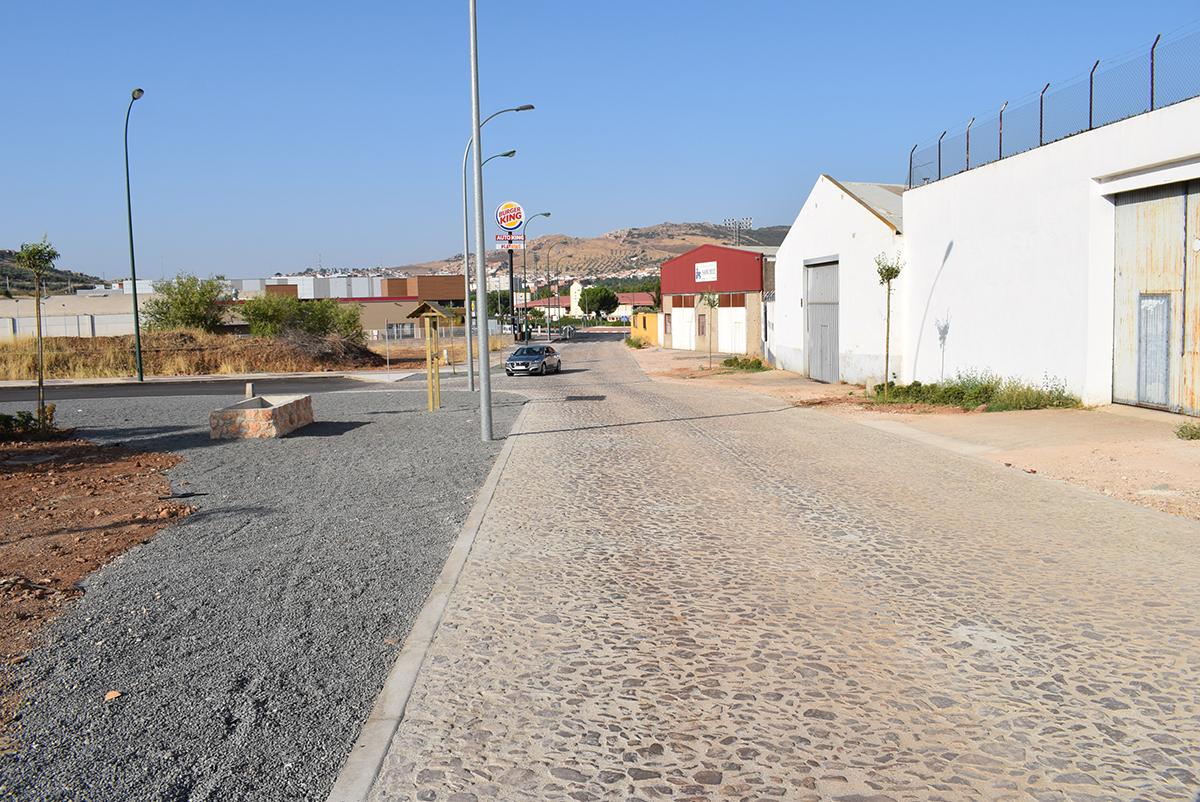 Mejoras en la Cañada Real