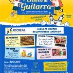 Talleres de guitarra en San José