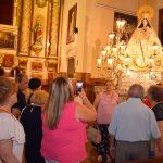 La Virgen de Gracia será restaurada